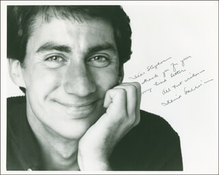 DAVID GARRISON - AUTOGRAPHED INSCRIBED PHOTOGRAPH