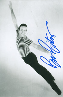 BRIAN BOITANO - AUTOGRAPHED SIGNED PHOTOGRAPH
