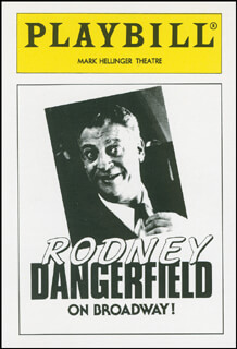 RODNEY DANGERFIELD - TRADING/SPORTS CARD UNSIGNED