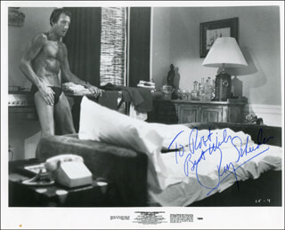 ROY SCHEIDER - AUTOGRAPHED INSCRIBED PHOTOGRAPH