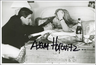 Autographs: ADAM AD-ROCK HOROVITZ - PHOTOGRAPH SIGNED