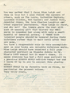 DON L. MCCULTY - TYPED LETTER SIGNED