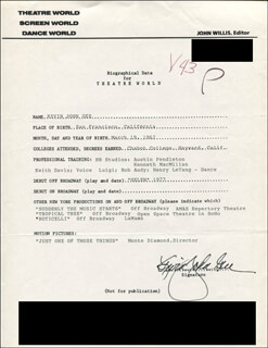 KEVIN JOHN GEE - TYPED RESUME SIGNED