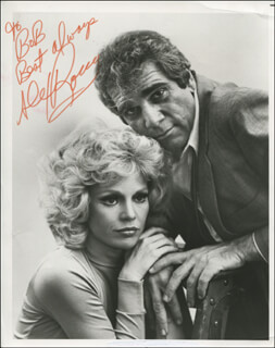 ALEX ROCCO - AUTOGRAPHED INSCRIBED PHOTOGRAPH