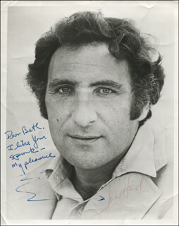 JUDD HIRSCH - AUTOGRAPHED INSCRIBED PHOTOGRAPH