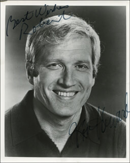 KEN HOWARD - AUTOGRAPHED INSCRIBED PHOTOGRAPH