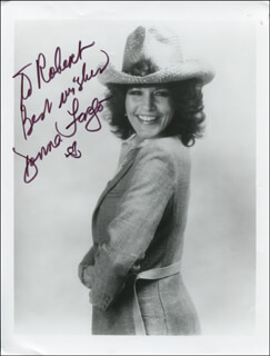 DONNA FARGO - AUTOGRAPHED INSCRIBED PHOTOGRAPH