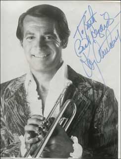 RAY ANTHONY - AUTOGRAPHED INSCRIBED PHOTOGRAPH