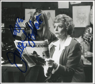 JUNE LOCKHART - AUTOGRAPHED SIGNED PHOTOGRAPH  - HFSID 310851