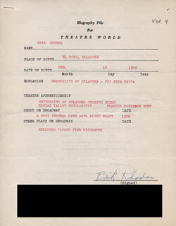 ERIK RHODES - TYPED RESUME SIGNED