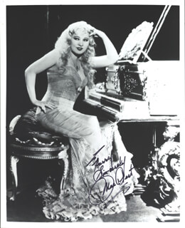 MAE WEST - AUTOGRAPHED INSCRIBED PHOTOGRAPH