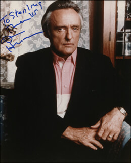 DENNIS HOPPER - AUTOGRAPHED INSCRIBED PHOTOGRAPH