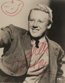 VAN JOHNSON - AUTOGRAPHED SIGNED PHOTOGRAPH