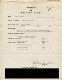 JOHN SMOLKO - TYPED RESUME SIGNED