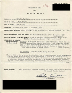 NICHOLAS SAUNDERS - TYPED RESUME SIGNED