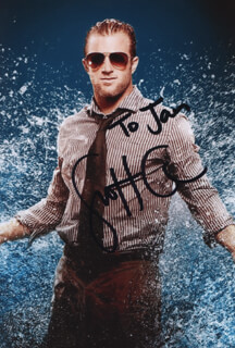 SCOTT CAAN - AUTOGRAPHED INSCRIBED PHOTOGRAPH