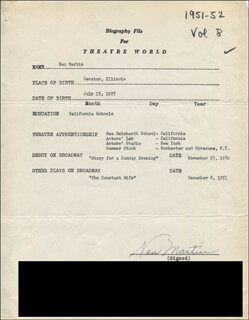 NAN MARTIN - TYPED RESUME SIGNED