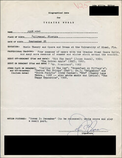 JOHN AMAN - TYPED RESUME SIGNED