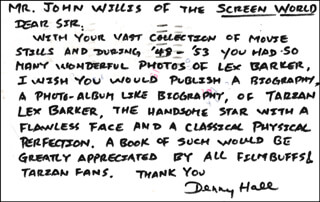DENNY HALL - AUTOGRAPH LETTER SIGNED CIRCA 1979
