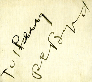 Autographs: REAR ADMIRAL RICHARD E. BYRD - INSCRIBED SIGNATURE