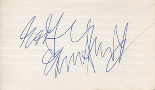 GODFREY CAMBRIDGE - AUTOGRAPH