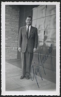 GIG YOUNG - AUTOGRAPHED SIGNED PHOTOGRAPH