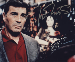ROBERT FORSTER - AUTOGRAPHED SIGNED PHOTOGRAPH