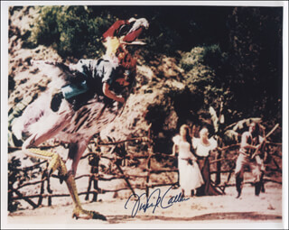 MICHAEL MICKEY CALIN CALLAN - AUTOGRAPHED SIGNED PHOTOGRAPH