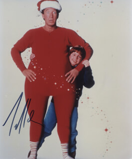 Autographs: TIM ALLEN - PHOTOGRAPH SIGNED