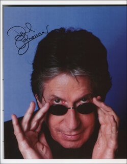 DAVID BRENNER - AUTOGRAPHED SIGNED PHOTOGRAPH