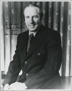THOMAS RAILSBACK - AUTOGRAPHED INSCRIBED PHOTOGRAPH