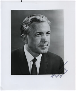 GOVERNOR EDGAR D. WHITCOMB - AUTOGRAPHED SIGNED PHOTOGRAPH