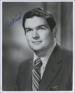 Autographs: GOVERNOR CHRISTOPHER S. KIT BOND - PHOTOGRAPH SIGNED