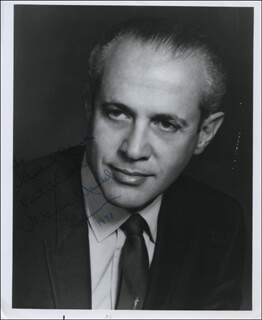 GOVERNOR MARVIN MANDEL - AUTOGRAPHED SIGNED PHOTOGRAPH CIRCA 1970