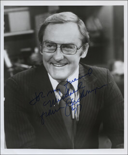 GOVERNOR JAMES R. THOMPSON - AUTOGRAPHED INSCRIBED PHOTOGRAPH CIRCA 1977