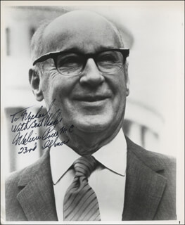 CHARLES MELVIN PRICE - AUTOGRAPHED INSCRIBED PHOTOGRAPH