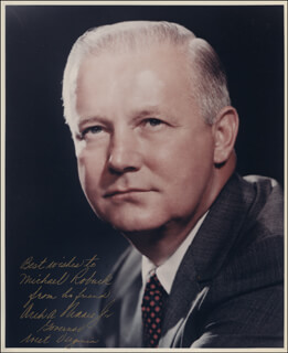 GOVERNOR ARCH A. MOORE JR. - AUTOGRAPHED INSCRIBED PHOTOGRAPH