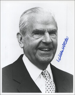 WILLIAM H. NATCHER - AUTOGRAPHED SIGNED PHOTOGRAPH