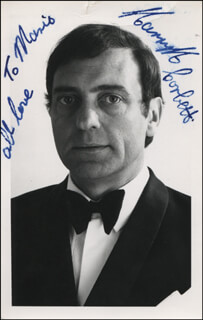 HARRY H. CORBETT - AUTOGRAPHED INSCRIBED PHOTOGRAPH