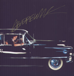 Autographs: ANDREW W.K. - PHOTOGRAPH SIGNED