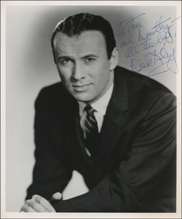 RICHARD KILEY - AUTOGRAPHED INSCRIBED PHOTOGRAPH
