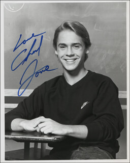 CHAD LOWE - AUTOGRAPHED SIGNED PHOTOGRAPH