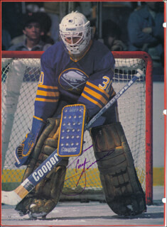 TOM BARRASSO - MAGAZINE PHOTOGRAPH SIGNED