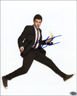 CORY MONTEITH - AUTOGRAPHED SIGNED PHOTOGRAPH
