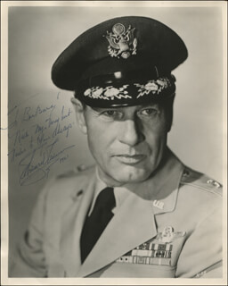 RICHARD ARLEN - AUTOGRAPHED INSCRIBED PHOTOGRAPH 1967