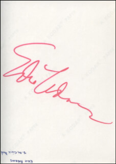 Autographs: EDIE ADAMS - PHOTOGRAPH SIGNED CIRCA 1971