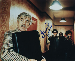 DENNIS FARINA - AUTOGRAPHED SIGNED PHOTOGRAPH