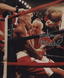 TOMMY BROOKS - AUTOGRAPHED SIGNED PHOTOGRAPH