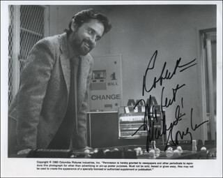 MICHAEL DOUGLAS - AUTOGRAPHED INSCRIBED PHOTOGRAPH
