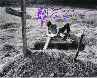 TOM SULLIVAN - AUTOGRAPHED SIGNED PHOTOGRAPH